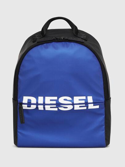 Diesel - BOLD BACKPACK, Blau/Schwarz - Taschen - Image 1