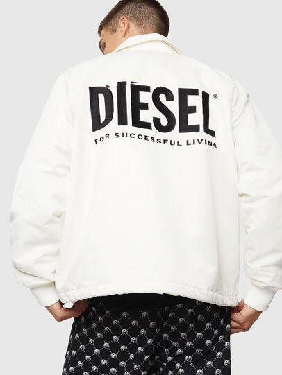 Diesel - J-AKIO-A, Weiß - Jacken - Image 2