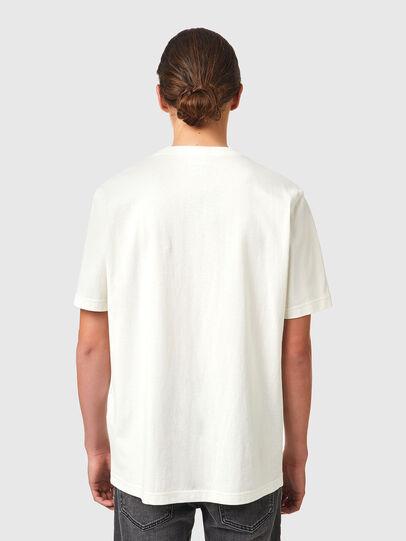 Diesel - T-JUST-B83, Weiß - T-Shirts - Image 2