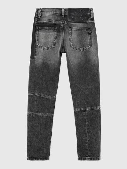 Diesel - D-STRUKT-GO-J, Schwarz/Dunkelgrau - Jeans - Image 2
