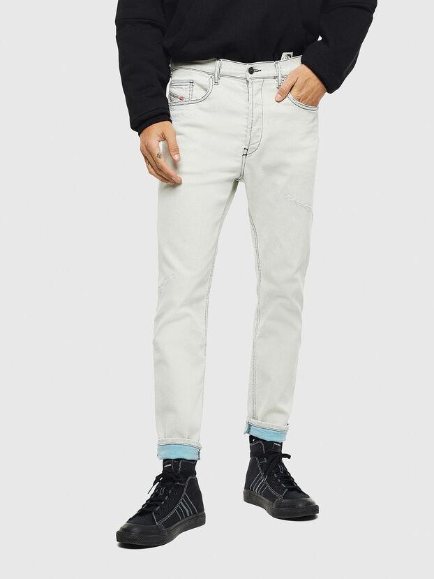 D-Eetar 009BM, Hellblau - Jeans