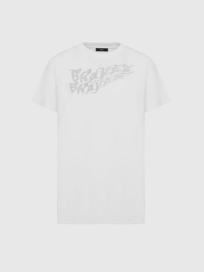 Diesel - T-DARIA-E5, Weiß - T-Shirts - Image 1
