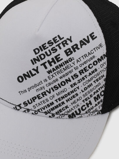 Diesel - FMESH, Weiß - Weitere Accessoires - Image 3