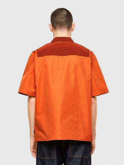 Diesel - S-GUNN, Orange - Hemden - Image 2