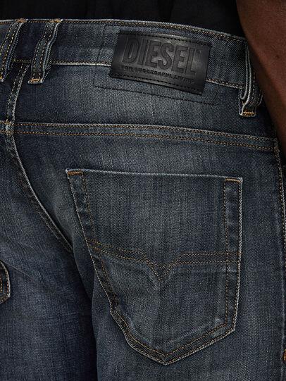 Diesel - Safado 009EP, Dunkelblau - Jeans - Image 4