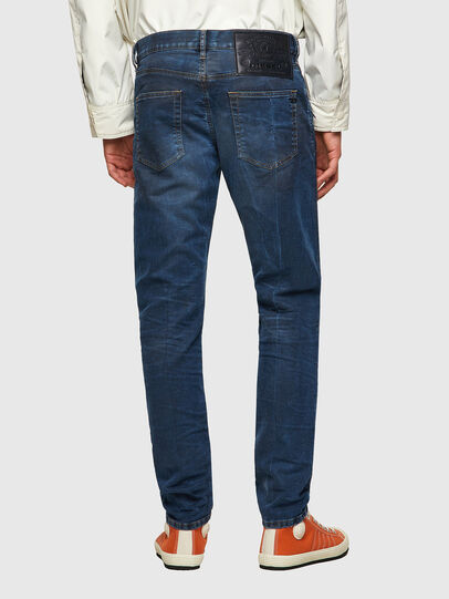 Diesel - D-Strukt JoggJeans® 069WP, Dunkelblau - Jeans - Image 2
