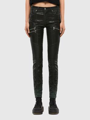 D-Ollies JoggJeans® 069QQ, Schwarz/Dunkelgrau - Jeans