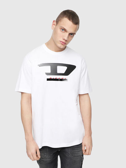 Diesel - T-JUST-Y4,  - T-Shirts - Image 1