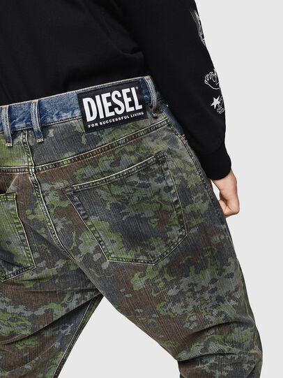 Diesel - D-Vider 0078E, Mittelblau - Jeans - Image 7