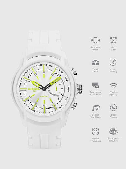 Diesel - DT1015, Weiß - Smartwatches - Image 1