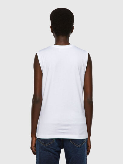 Diesel - T-SILESS, Weiß - T-Shirts - Image 2