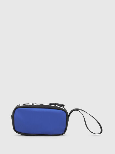 Diesel - BOLD POUCH, Blau/Schwarz - Taschen - Image 2