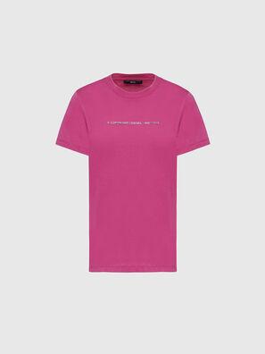 T-SILY-COPY, Fuchsie - T-Shirts