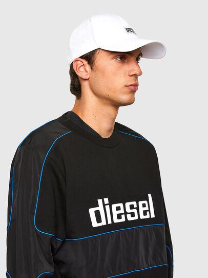 Diesel - S-LAIN, Schwarz - Sweatshirts - Image 4