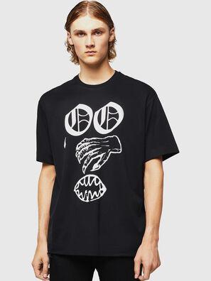 TEORIALE-X2, Schwarz - T-Shirts