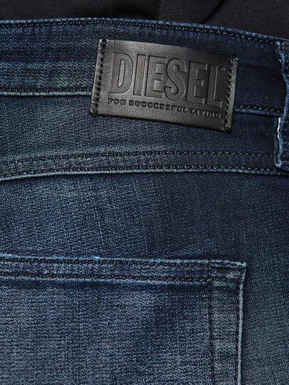 Diesel - GRACEY JoggJeans® 069PZ, Dunkelblau - Jeans - Image 4
