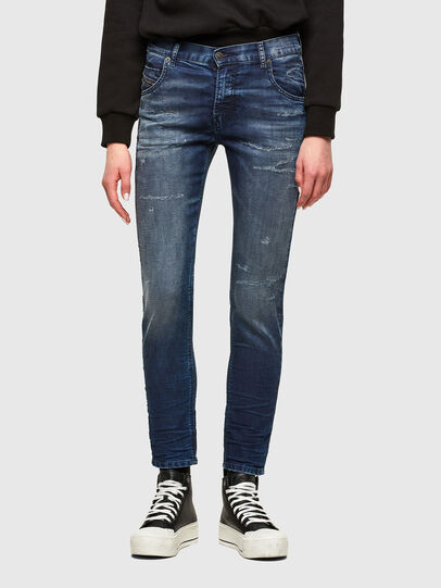 Diesel - Krailey JoggJeans® 069SL, Dunkelblau - Jeans - Image 1