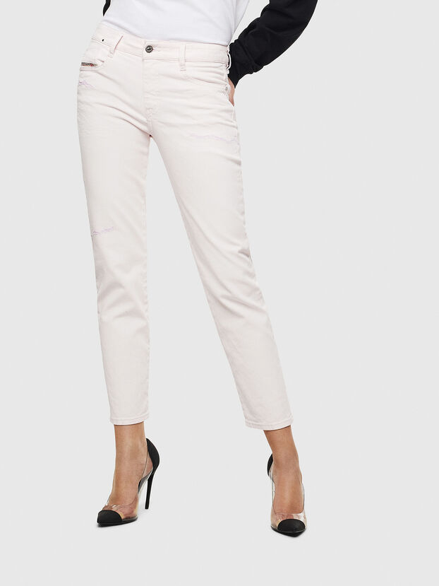 D-Rifty 069MS, Weiß - Jeans