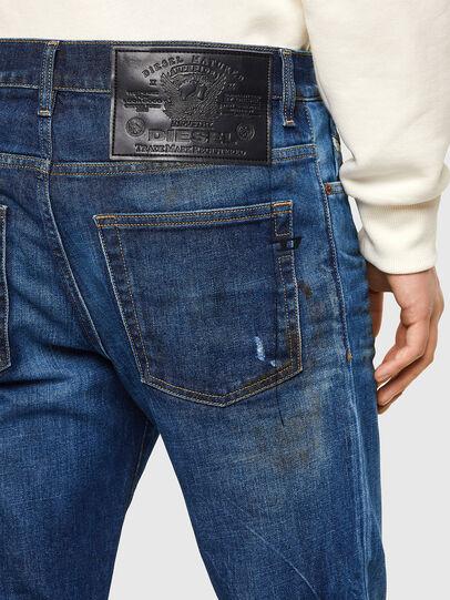 Diesel - D-Fining 009NG, Dunkelblau - Jeans - Image 3