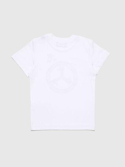 Diesel - TARTB-R, Weiß - T-Shirts und Tops - Image 2