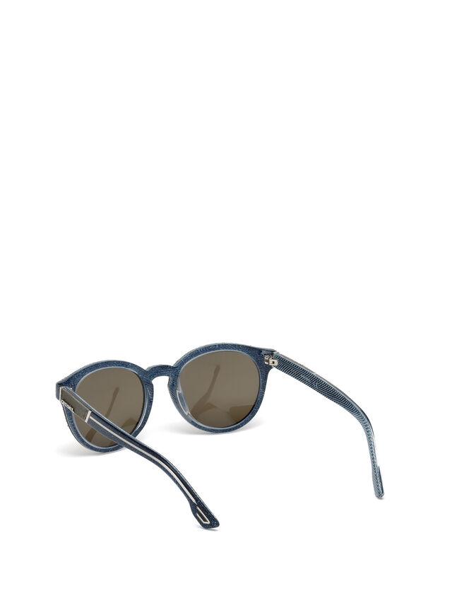 Diesel - DM0199, Grün - Sonnenbrille - Image 2