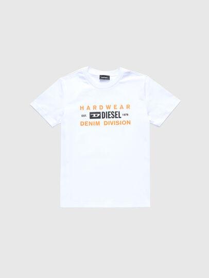 Diesel - TDIEGOSK32, Weiß - T-Shirts und Tops - Image 1