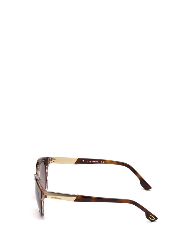 Diesel - DM0186, Braun - Sonnenbrille - Image 2