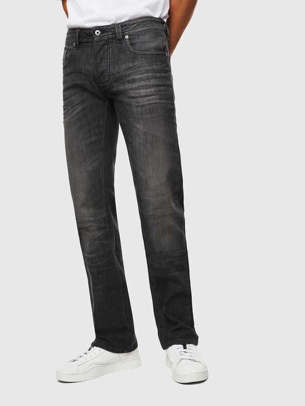 Larkee C82AT, Schwarz/Dunkelgrau - Jeans