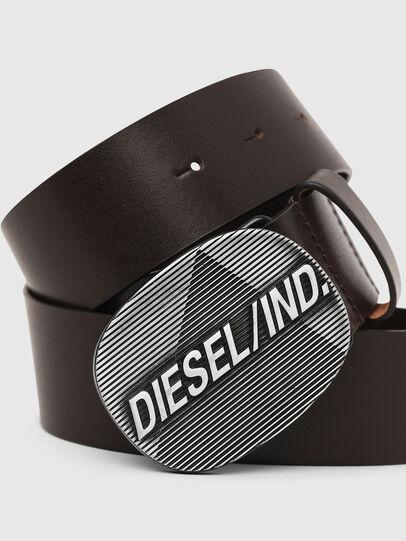 Diesel - B-DIELIND, Braun - Gürtel - Image 2