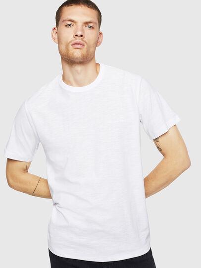 Diesel - T-TARRIS, Weiß - T-Shirts - Image 1