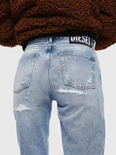 Diesel - Aryel 0078L, Hellblau - Jeans - Image 6