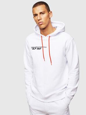 UMLT-BRANDON, Weiß - Sweatshirts