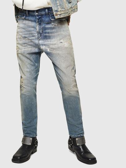 Diesel - D-Vider 084AQ, Hellblau - Jeans - Image 1