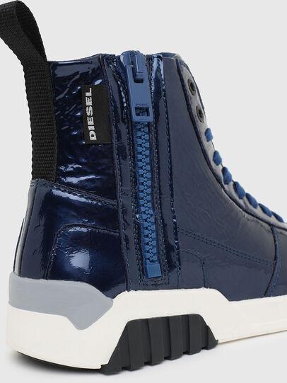 Diesel - S-RUA MC W, Blau - Sneakers - Image 4