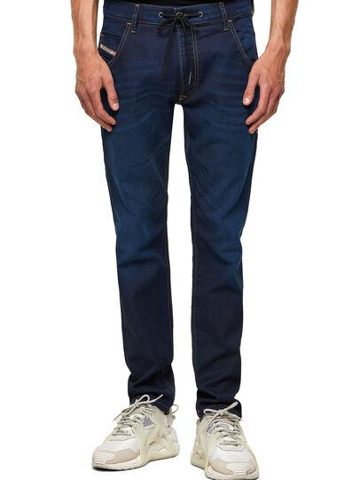 Diesel - Krooley JoggJeans® Z69VZ, Dunkelblau - Jeans - Image 1