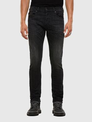 D-Luster 009EN, Schwarz/Dunkelgrau - Jeans