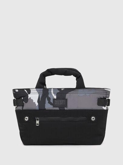 Diesel - GYNEVRA, Schwarz - Satchel Bags und Handtaschen - Image 1