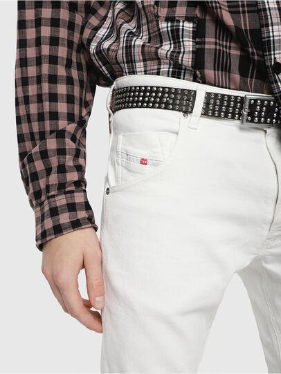 Diesel - Krooley JoggJeans 088AZ, Weiß - Jeans - Image 3