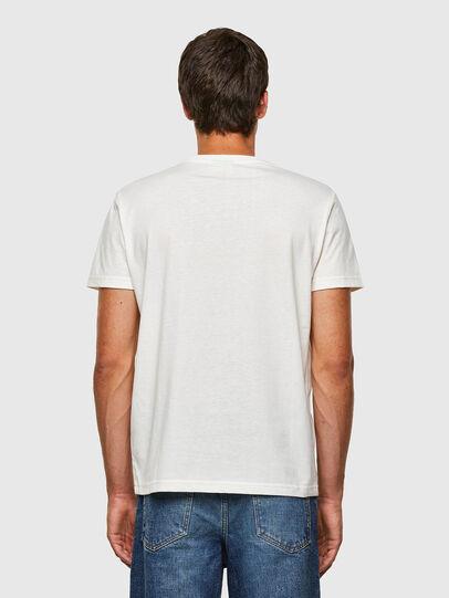 Diesel - T-DIEGOS-N23, Weiß - T-Shirts - Image 2