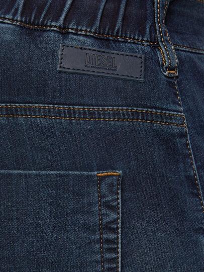 Diesel - Krooley JoggJeans 069NE, Dunkelblau - Jeans - Image 4