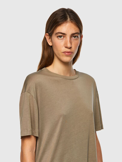 Diesel - T-ENKA-C.C, Hellbraun - T-Shirts - Image 4