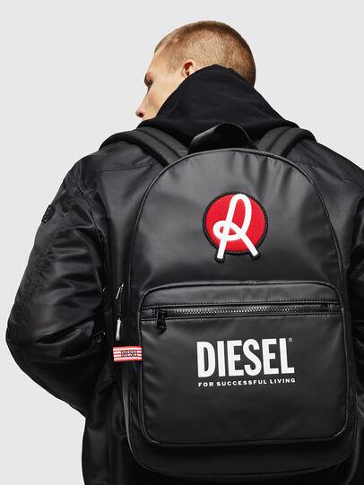 Diesel - LR-F-DISCOVER BACK N, Schwarz - Rucksäcke - Image 7