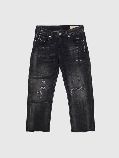 Diesel - ARYEL-J JOGGJEANS, Schwarz/Dunkelgrau - Jeans - Image 1