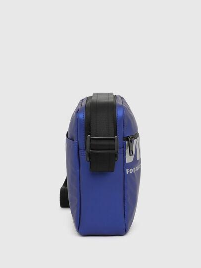 Diesel - F-BOLD DOUBLECROSS I, Blau - Schultertaschen - Image 3
