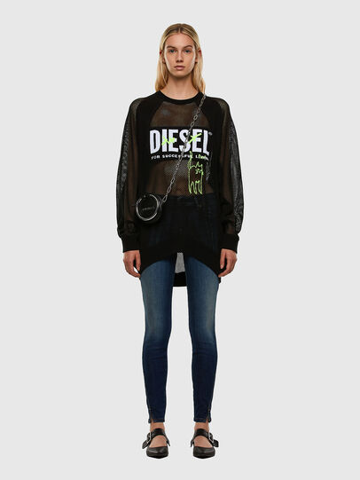 Diesel - M-PORTIA, Schwarz - Strickwaren - Image 6