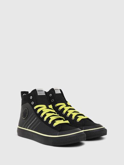 Diesel - S-ASTICO MC H, Schwarz/Gelb - Sneakers - Image 2