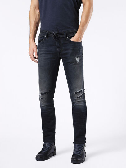Diesel - Thavar JoggJeans 0676E,  - Jeans - Image 2
