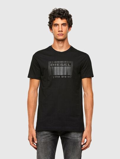 Diesel - T-DIEGOS-N35, Schwarz - T-Shirts - Image 4