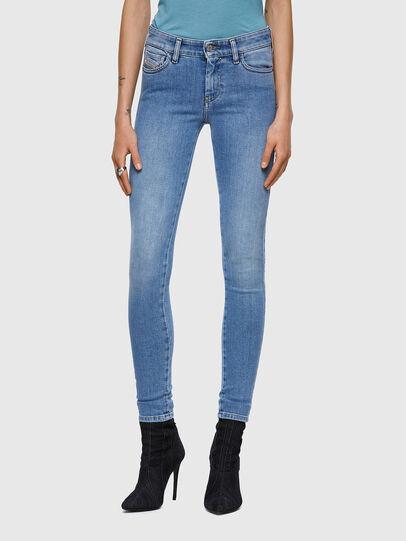 Diesel - Slandy 009ZY, Hellblau - Jeans - Image 1