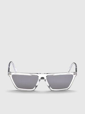DL0304, Weiß - Sonnenbrille